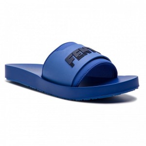[BLACK FRIDAY] Puma Pantoletten Fenty Surf Slide Wns 367747 03 Dazzling Blue/Evening Blue