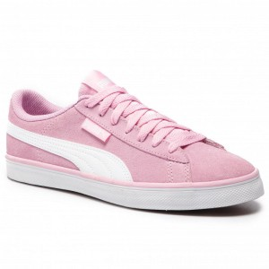 Puma Sneakers Urban Plus Sd Jr 365166 08 Pale Pink/Puma White [Outlet]