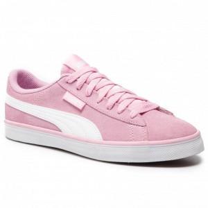 Puma Sneakers Urban Plus Sd Jr 365166 08 Pale Pink/Puma White [Sale]