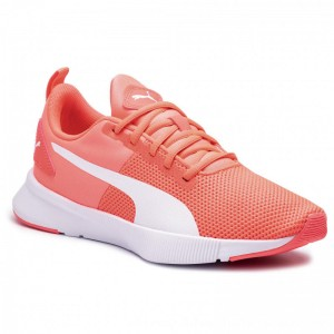 Puma Sneakers Flyer Runner 192257 15 Pink Alert/Puma White [Outlet]