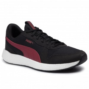 Puma Sneakers NRGY Neko Retro 192509 06 Buma Black/Rhubarb [Outlet]
