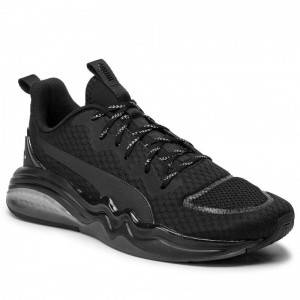 [BLACK FRIDAY] Puma Schuhe Lqdcell Tension 192605 02 Black/Nrgy Red