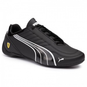 Puma Sneakers SF Future Kart Cat 306459 01 Black/Puma White/Rosso Corsa [Outlet]