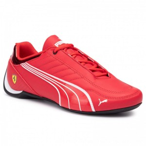 Puma Sneakers SF Future Kart Cat 306459 03 Rosso Corsa/Puma Black [Outlet]