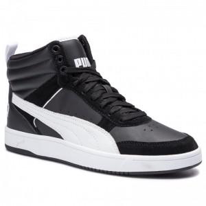 Puma Sneakers Rebound Street v2 363715 02 Black/Puma White [Outlet]