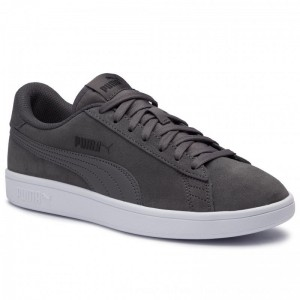 Puma Sneakers Smash v2 364989 32 Casterock/Puma Black/White [Outlet]