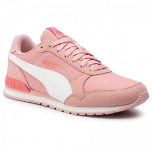 Puma Sneakers St Runner V2 Nl Jr 365293 14 Bridal Rose/Puma White [Outlet]