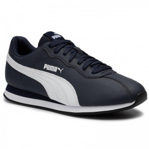 Puma Sneakers Turin II 366962 05 Peacoat/Puma White [Outlet]