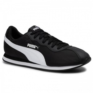 Puma Sneakers Turin II NL 366963 01 Black/Puma White [Outlet]