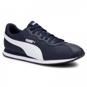 Puma Sneakers Turin II 366963 03 Peacoat/Puma White [Outlet]