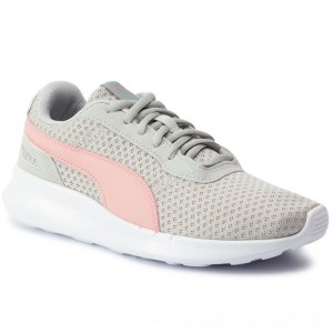 Puma Schuhe St Activate Jr 369069 10 Gray Violet/Bridal Rose [Outlet]