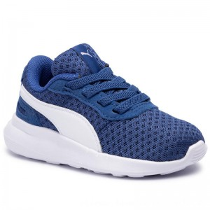Puma Sneakers St Activate Ac Inf 369071 08 Galaxy Blue/Puma White [Outlet]