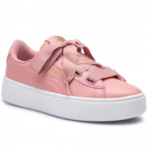 Puma Sneakers Vikky Stacked Ribb Core 369112 05 Bridal Rose/Bridal Rose [Outlet]