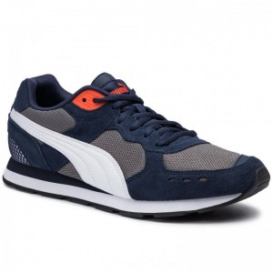 Puma Sneakers Vista 369365 06 Peacoast/Puma White [Outlet]