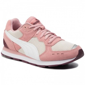 Puma Sneakers Vista Jr 369539 07 Bridal Rose/Puma White [Outlet]