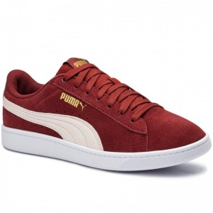 [BLACK FRIDAY] Puma Sneakers Vikky v2 369725 09 F Brick/P Parchment/Gold/Wht