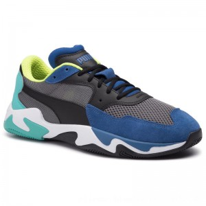 Puma Sneakers Storm Origin 369770 01 Galaxy Blue/Castlerock [Outlet]