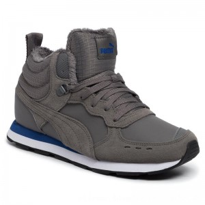 Puma Sneakers Vista Mid Wtr 369783 02 Casterock/Galaxy Blue [Outlet]
