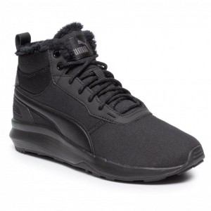 Puma Sneakers ST Activate Mid WTR 369784 01 Black/Puma Black [Outlet]