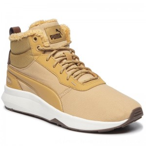 Puma Sneakers St Activate Mid Wtr 369784 02 Taffy/Taffy [Outlet]