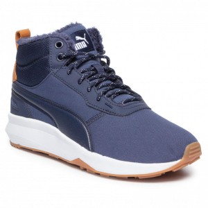 Puma Sneakers ST Activate Mid WTR 369784 03 Peacoat/Peacoat [Outlet]