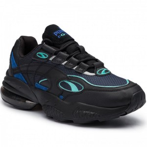 [BLACK FRIDAY] Puma Sneakers Cell Venom Alert 369810 02 Black/Galaxy Blue