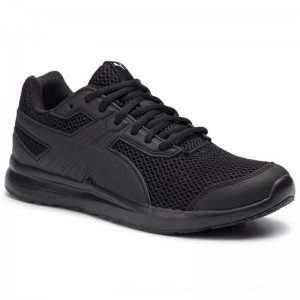 Puma Schuhe Escaper Core 369985 02 Black/Puma Black/White [Outlet]
