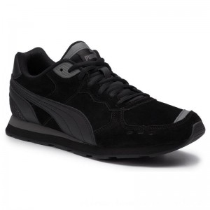 Puma Sneakers Vista SD 370168 01 Black/Casterock [Outlet]