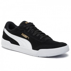 [BLACK FRIDAY] Puma Schuhe Caracal Sd 370304 01 P.Black/P.White/P.Team Gold