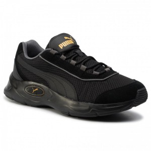 [BLACK FRIDAY] Puma Sneakers Nucleus Lux 370481 01 Black/Casterock