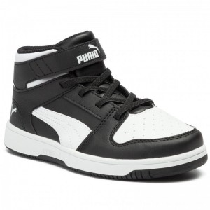 Puma Sneakers Rebound Layup Sl V Ps 370488 01 Black/Puma White [Outlet]