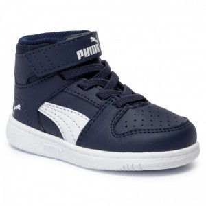[BLACK FRIDAY] Puma Sneakers Rebound Layup SL V Inf 370489 04 Peacoat/Puma White