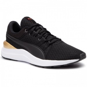 [BLACK FRIDAY] Puma Sneakers Adela Core 370544 01 Black/Puma Team Gold