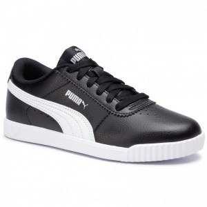 Puma Sneakers Carina Slim SL 370548 01 Black/Puma White [Outlet]
