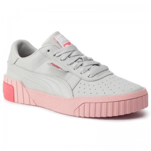 [BLACK FRIDAY] Puma Sneakers Cali Jr 370669 04 Gray Violet/Calypso Coral