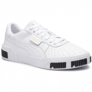 [BLACK FRIDAY] Puma Sneakers Cali Bold Wn's 370811 01 White/Metallic Gold
