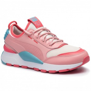 Puma Sneakers RS-0 Smart Jr 370955 03 Bridal Rose/Pastel Parchment [Outlet]