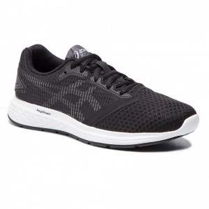 Asics Schuhe Patriot 10 Gs 1014A025 Black/White 001 [Outlet]