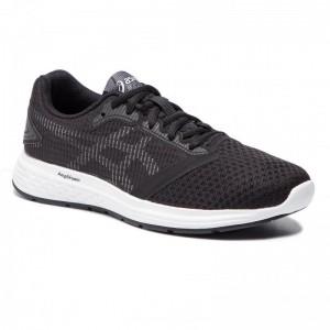 Asics Schuhe Patriot 10 Gs 1014A025 Black/White 001 [Sale]