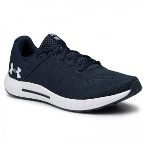 [BLACK FRIDAY] Under Armour Schuhe Ua Micro G Pursuit 3000011-402 Nvy