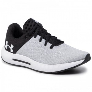 [BLACK FRIDAY] Under Armour Schuhe Ua W Micro G Pursuit 3000101-103 Wht