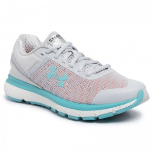 Under Armour Schuhe Ua W Charged Europa 2 3021246-103 Gry [Outlet]