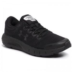 Under Armour Schuhe Ua W Charged Bandit 5 3021964-002 Blk [Outlet]