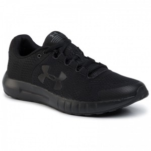 [BLACK FRIDAY] Under Armour Schuhe Ua W Micro G Pursuit Bp 3021969-001 Blk