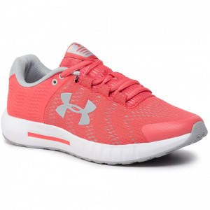 [BLACK FRIDAY] Under Armour Schuhe Ua W Micro G Pursuit Bp 3021969-600 Org