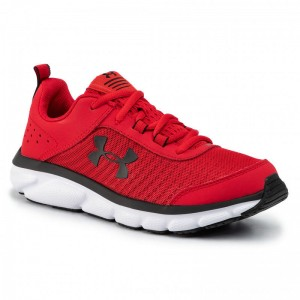 Under Armour Schuhe Ua Gs Assert 8 3022100-601 Red [Outlet]