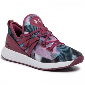 Under Armour Schuhe Ua W Breathe Trainer Prnt 3022492-500 Ppl [Outlet]