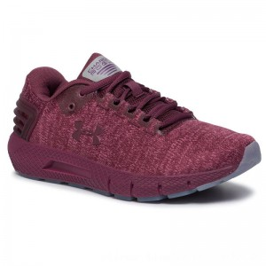 Under Armour Schuhe Ua W Charged Rouge Twist Ice 3022686-500 Ppl [Outlet]