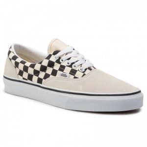 Vans Turnschuhe Era VN0A38FRTEN1M (Primary Check) Mshmlw/Blk [Outlet]