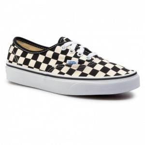 Vans Turnschuhe Authentic VN000W4NDI01 (Golden Coast) Blk/Whtckr [Outlet]
